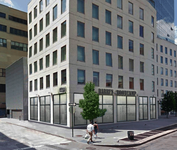 Barry 39 s bootcamp announces two new locations tribeca and for Tribeca new york real estate