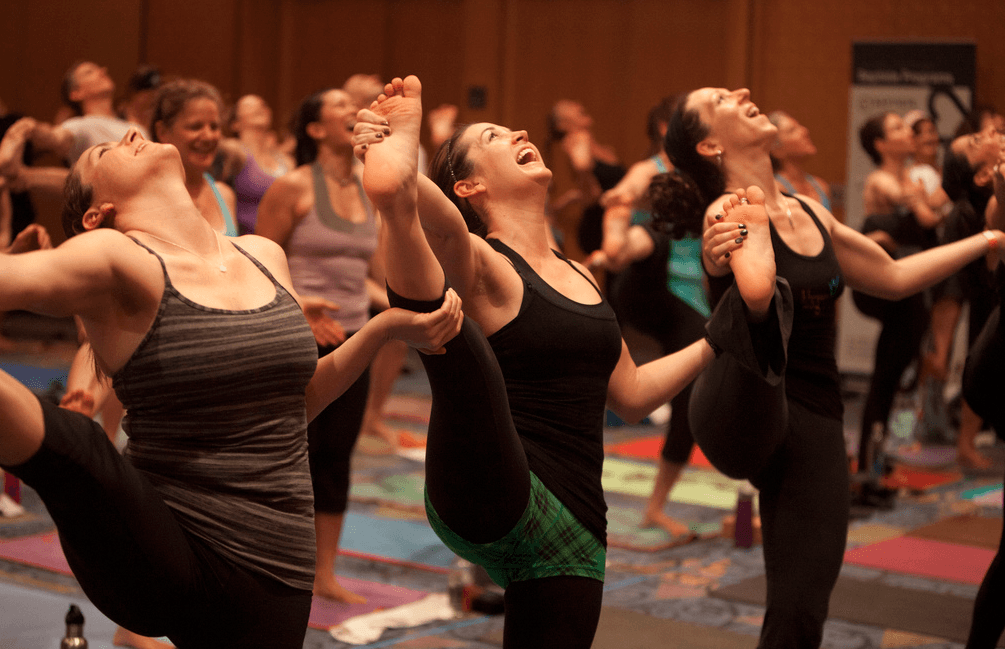Yoga Journal Conference: New York