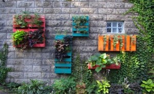 Sexy urban gardening! (Photo: Ecosalon.com)