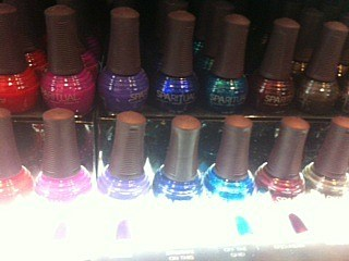 sparitual nail polish at sephora