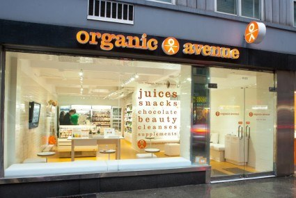 Pret a Manger's former president to give Organic Avenue a makeover