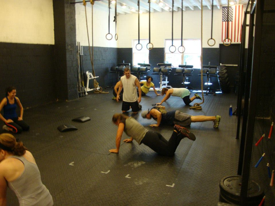 Your guide to New York City\'s CrossFit boxes | | Well+Good