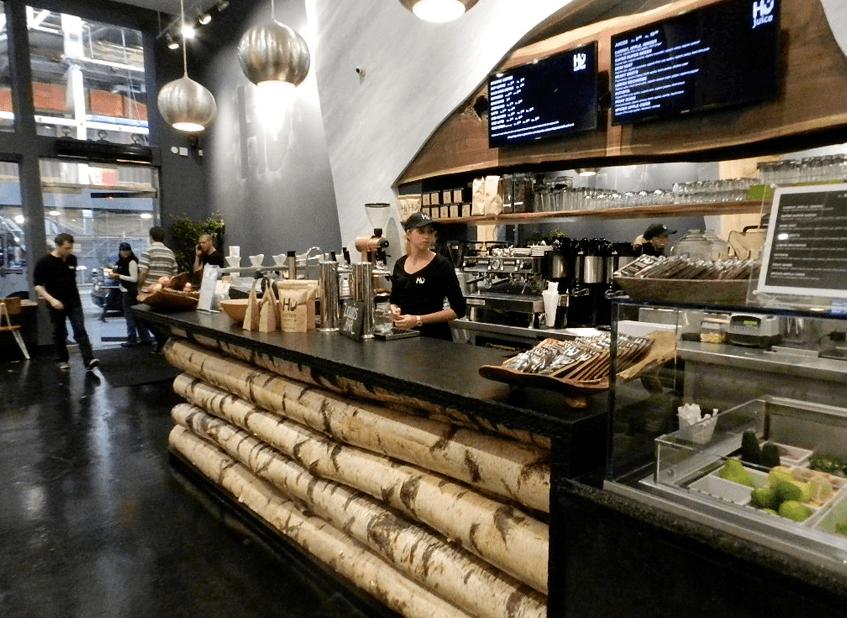Hu Kitchen Bar Menu