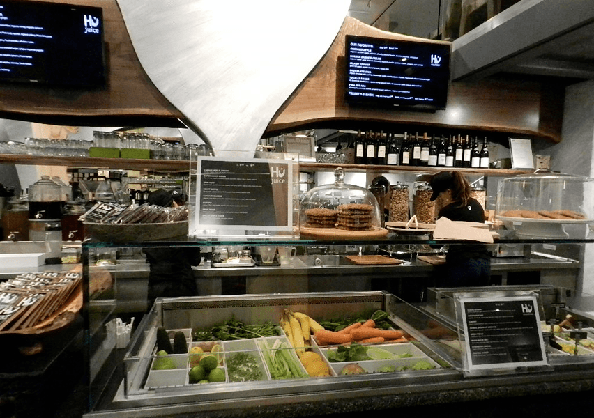 A First Look Inside Hu Kitchen, Union Square's New Healthy Eatery