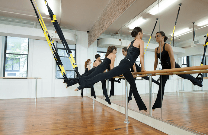 Class Action: Barre X at Pilates ProWorks | Well+Good