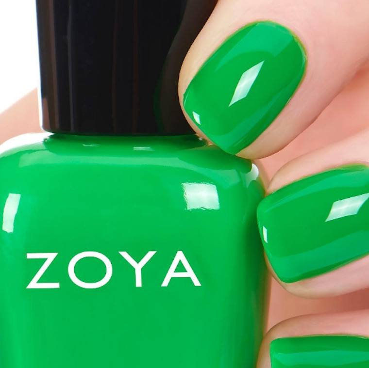The top non-toxic nail polishes   Well+Good