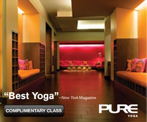 Pure Yoga showcase Jan 2013