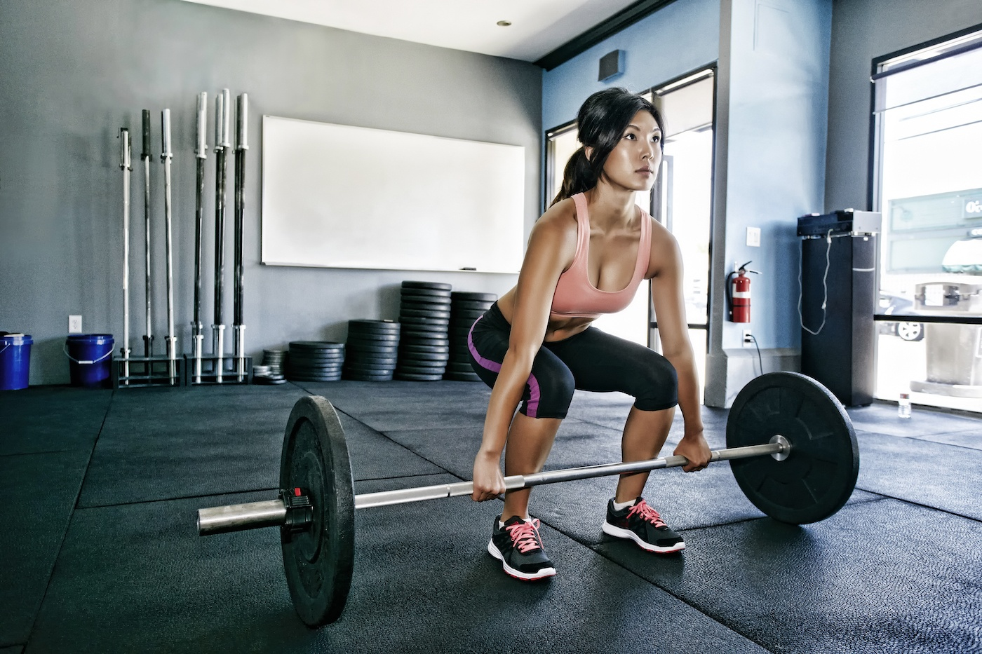 The beginner's guide to lifting weights at the gym