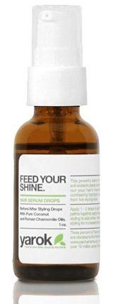 yarok feed your shine serum
