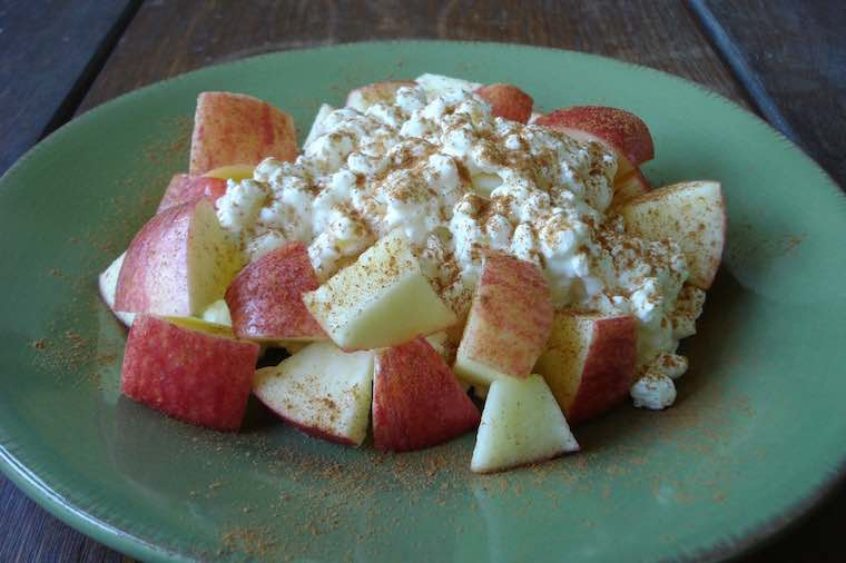 cottage-cheese-apples