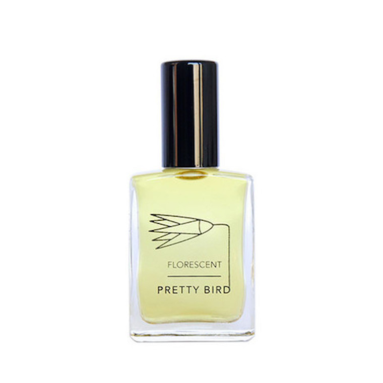 florescent pretty bird perfume