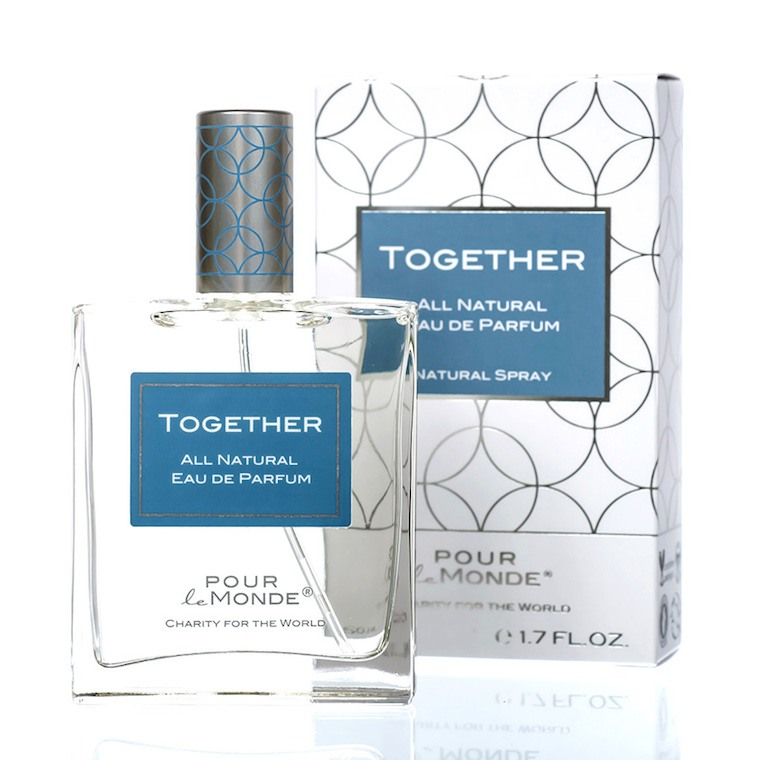 pour le monde together parfum