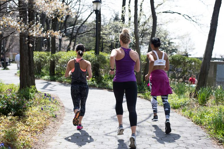 Best running clubs in NYC