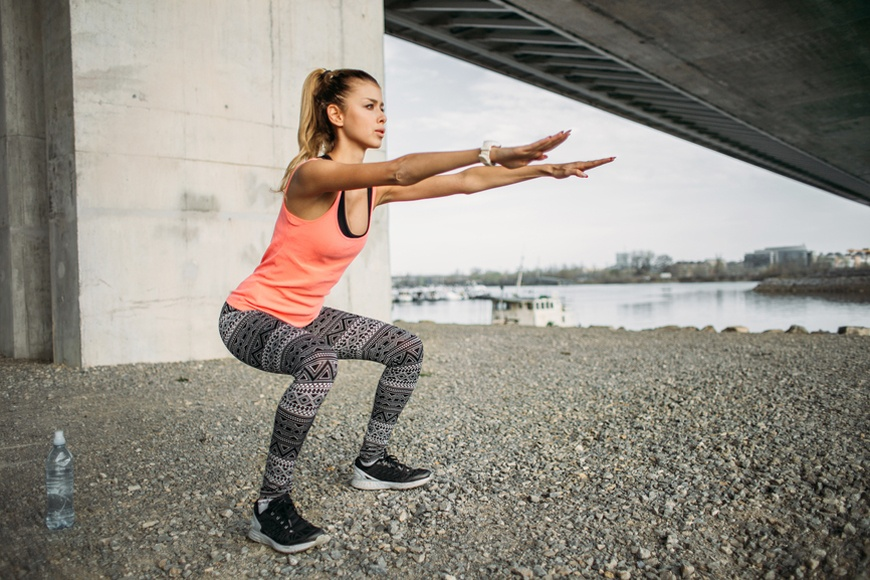 Thumbnail for Perfect Squat Form, or Why You Should Stick Your Butt Out at the Gym