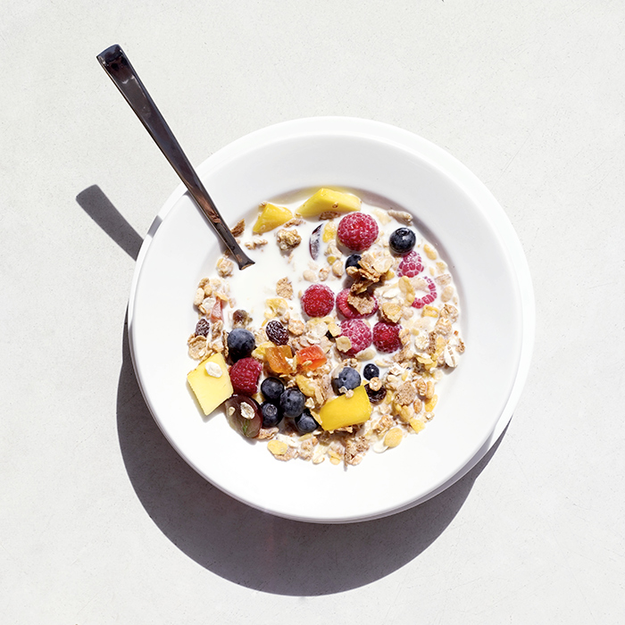 Is granola good for you?