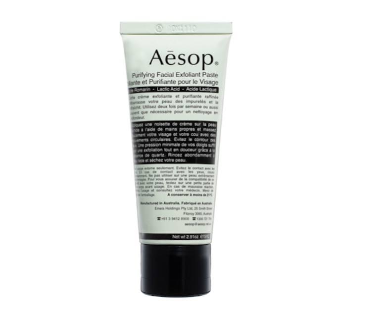 Aesop men's moisturizer