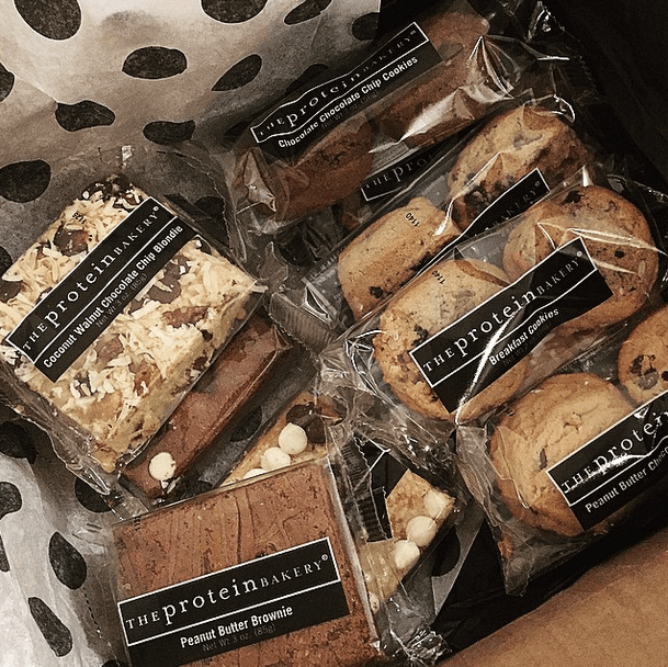 nyc healthy bakeries