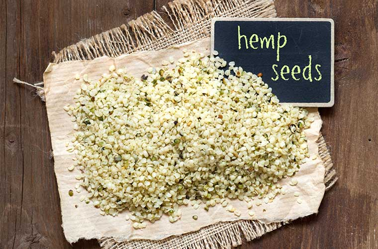 Thumbnail for 15 ways to eat hemp seeds