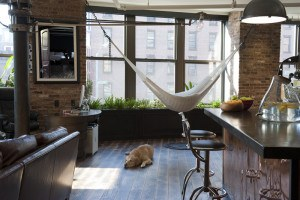 Inside the tricked-out apartment that actually makes you healthier