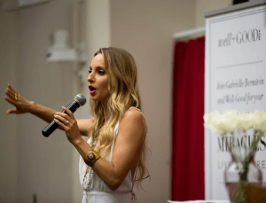 "Event recap: ""Summer of Miracles"" with Gabrielle Bernstein"