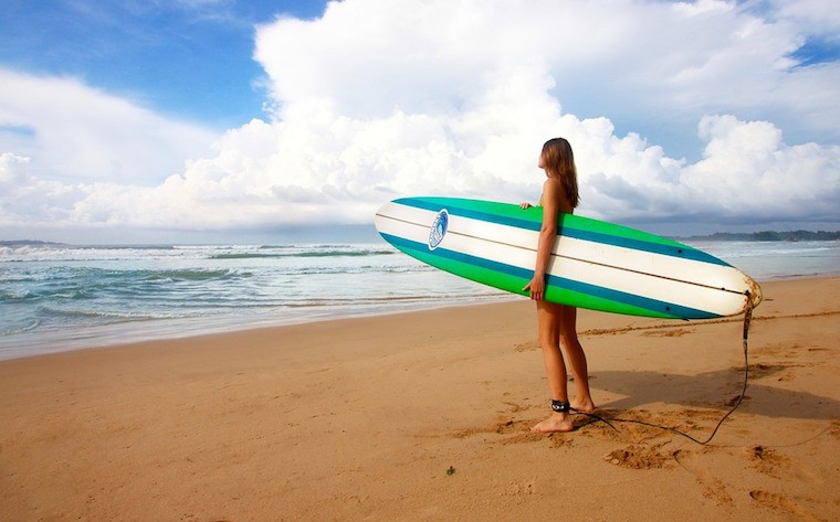 Thumbnail for 5 things all first-time surfers need to know