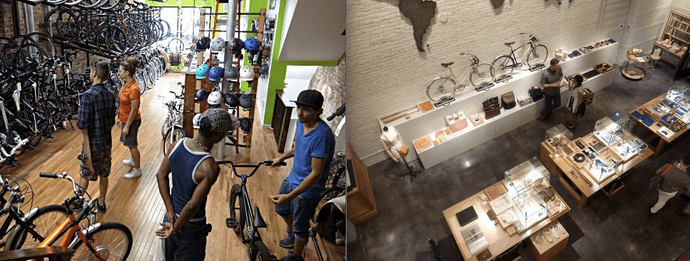 A Tale Of Two New Bike Shops Well Good