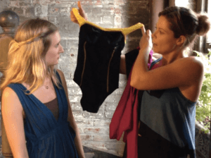 90-Second Interval: A sneak peek at Calavera's new swimsuit line
