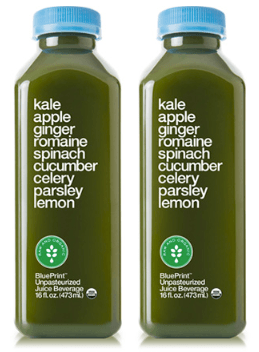 The 10 best selling juices from the top juice brands wellgood blueprint kale apple malvernweather Choice Image