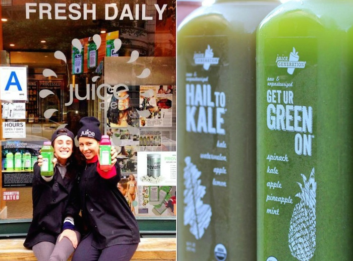 new york city juice bars