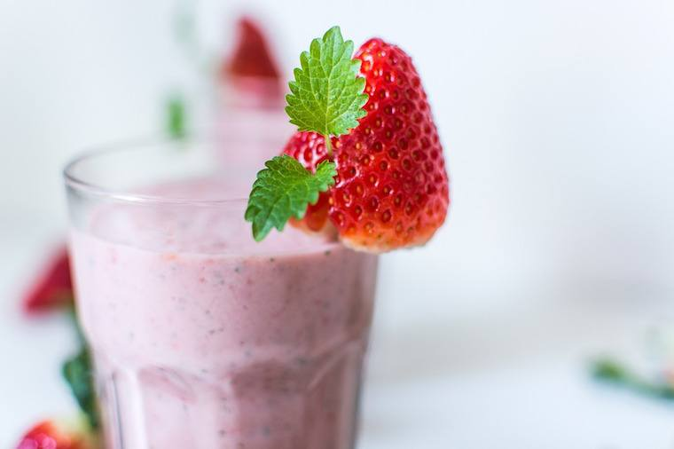 strawberry-smoothie