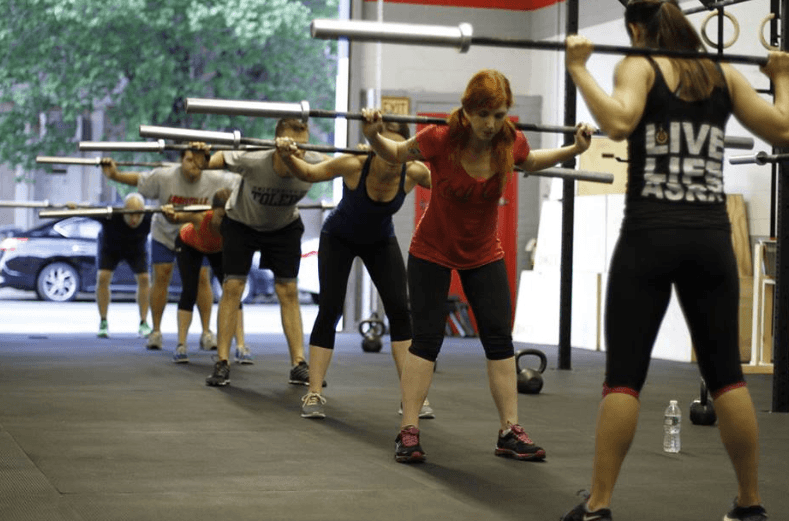 The New York City CrossFit Box Directory: Updated! | Well+Good