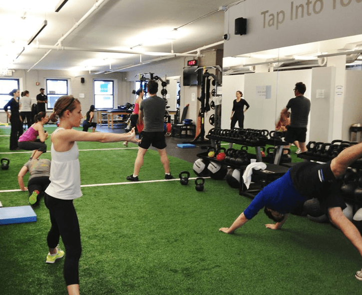 Next generation gyms that focus on functional fitness