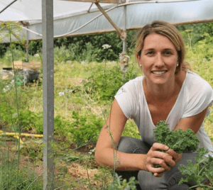 "5 questions for Paris's ""Kale Crusader"""