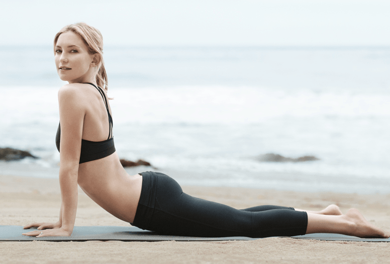 Kate Hudson gym wear
