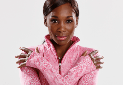 My Weekly Workout: Venus Williams