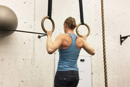Well+Good - Learn to speak CrossFit so you don't sound like a jerk WOD at the box