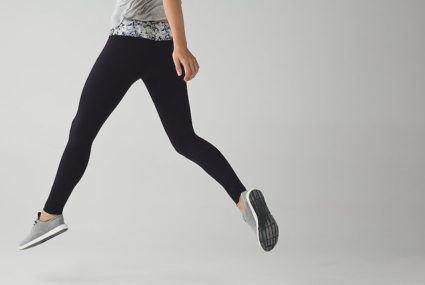 Lovely Black Fitness Leggings Size 12 Never Worn Elegant In Smell Leggings