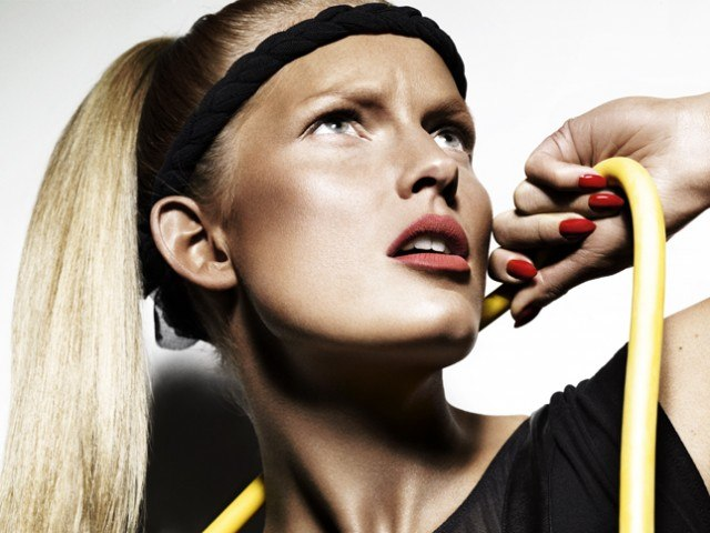 should you wear makeup at the gym