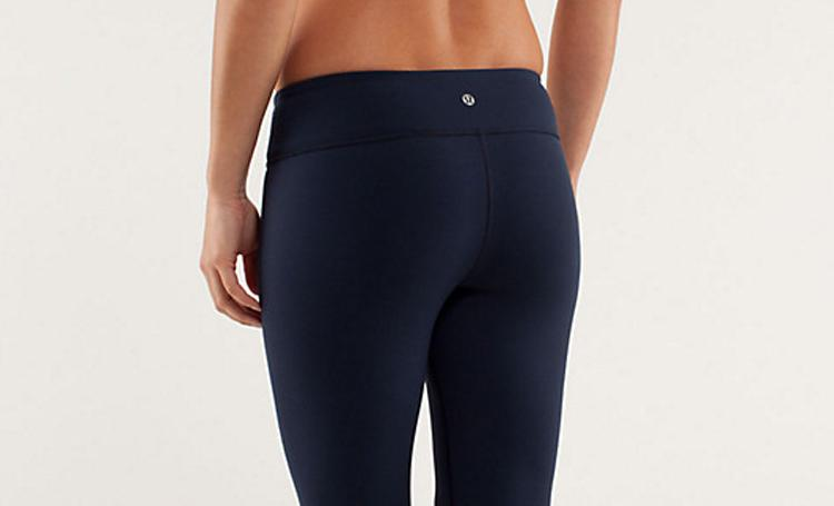 Lululemon Tights With Side Pockets