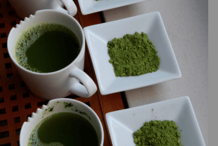 Why everyone's sipping matcha tea