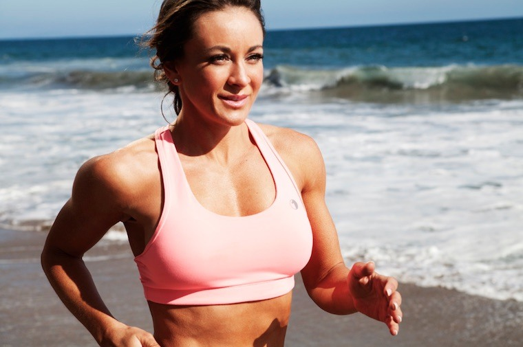 Thumbnail for Michelle Bridges' killer 15-minute workout you can do anywhere