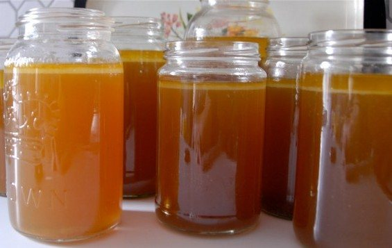 bone broth for good skin