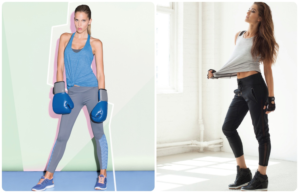 8 new fitness fashion brands to workout in this spring ...
