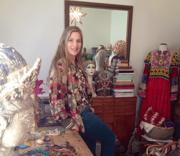 Sage Machado healing jewelry