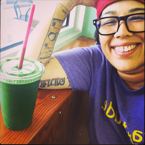 My Favorite Green Juice: Josie Smith-Malave