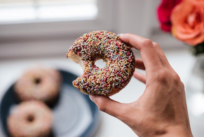 6 tips for cutting back on sugar—including when you really want that donut