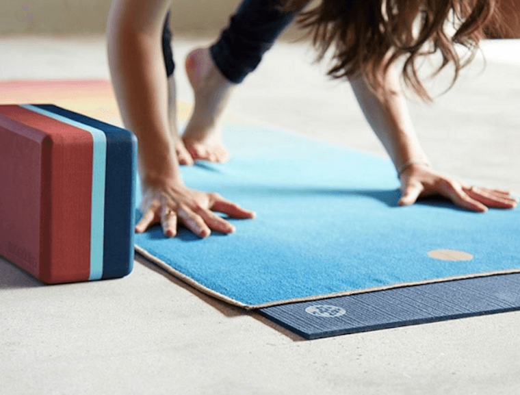 How To Really Clean Your Yoga Mat Well Good