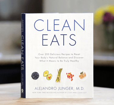 Clean Eats book cover