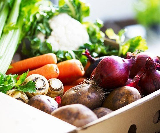 Organic food delivery service los angeles