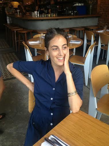 Mimi Kitani of Mimi's Hummus. (Photo: Melisse Gelula for Well+Good)